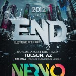 DayGlow Life in Color - 2012 The E.N.D. Tour - Friday, November 2, 2012