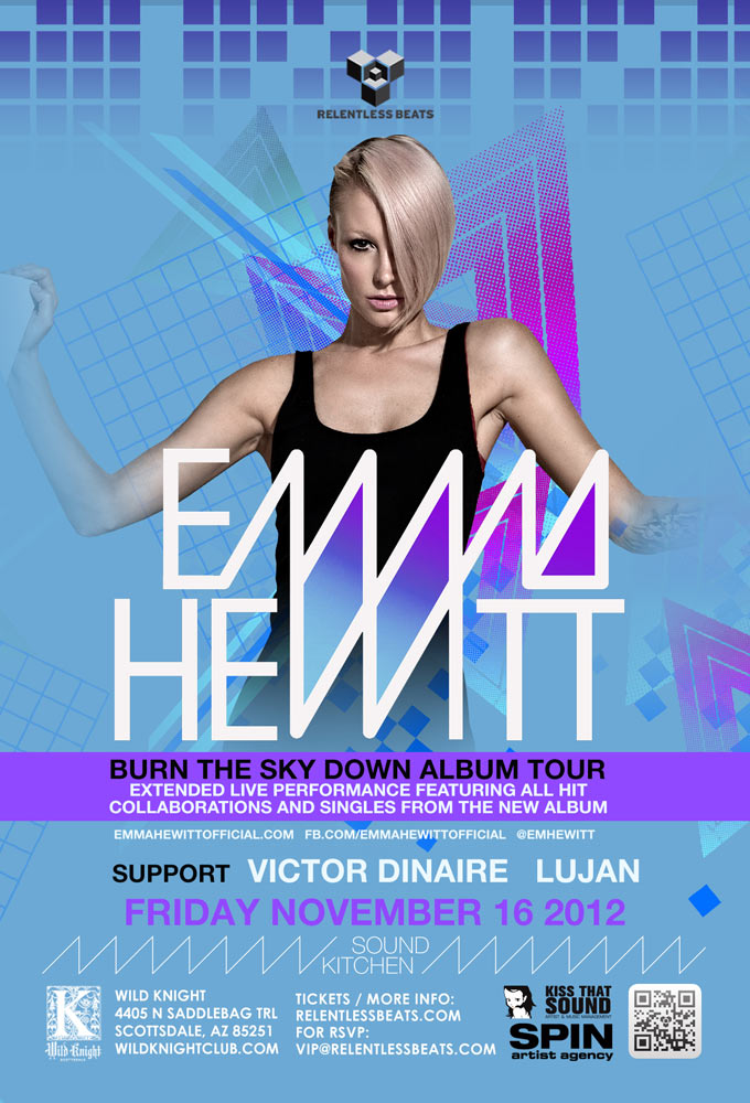 Emma Hewitt @ Sound Kitchen on 11/16/12