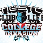 Tiësto Club Life College Invasion Tour 2012 @ Ava Amphitheater - Wednesday, December 5, 2012
