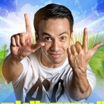 Laidback Luke @ Relentless Beach / El Santo - #MDW2013 - Sunday, May 26, 2013