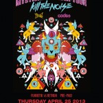 Kill The Noise, Brillz @ UK Thursdays / Monarch Theatre - Thursday, April 25, 2013
