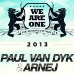 Paul van Dyk - We Are One Anthem 2013
