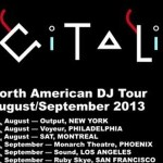 Digitalism US Tour Aug/Sep 2013