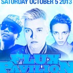 Wet Electric ft Flux Pavilion, Chuckie @ Big Surf - The White Party - Saturday, October 5, 2013