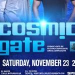 Cosmic Gate @ Relentless Beach Nightswim / El Santo - Saturday, November 23, 2013