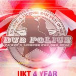 Dub Police @ UKT 4 Year Anniversary / Monarch Theatre - Wednesday, December 4, 2013