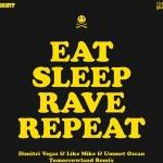 Dimitri Vegas & Like Mike & Ummet Ozcan - Eat Sleep Rave Repeat Remix