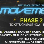 Movement 2014 Phase 2 Lineup