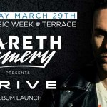 Gareth Emery - Drive Album Launch