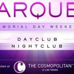 Marquee Memorial Day Weekend 2014