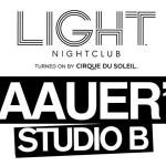 Baauer - Studio B @ Light