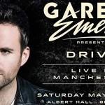 Gareth Emery - Drive UK Tour