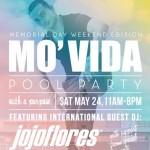 MO'VIDA Pool Party