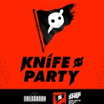 Knife Party @ Relentless Bowl / The Pressroom - Saturday, January 31, 2015