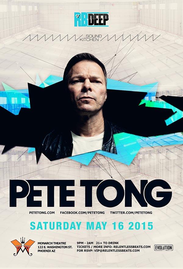 Pete Tong @ RBDeep on 05/16/15