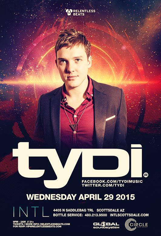 Tydi @ INTL on 04/29/15