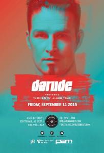 Darude on 09/11/15