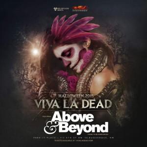 Viva La Dead on 10/31/15