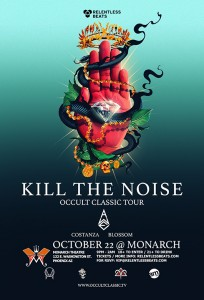 Occult Classic Tour ft Kill The Noise, AWE on 10/22/15