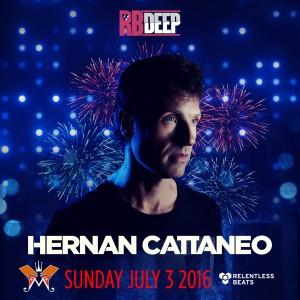 Hernan Cattaneo on 07/03/16