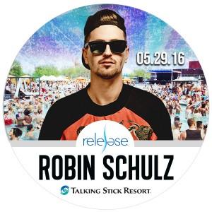 Robin Schulz on 05/29/16