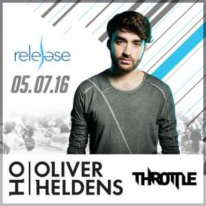 Oliver Heldens on 05/07/16