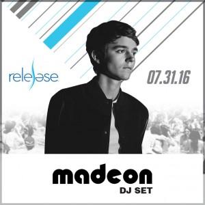 Madeon on 07/31/16