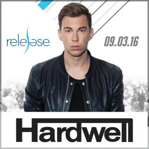Hardwell on 09/03/16