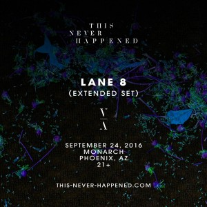 Lane 8 - This Never Happened on 09/24/16