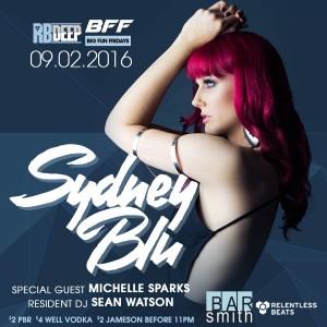 Sydney Blu - BFF on 09/02/16