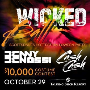 Wicked Ball on 10/29/16