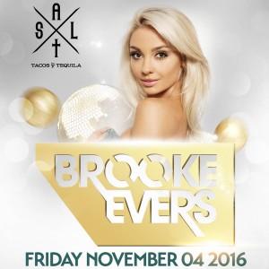 Brooke Evers on 11/04/16