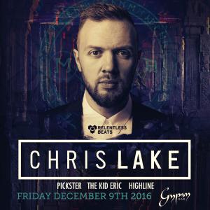 Chris Lake on 12/09/16