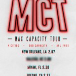 Max Capacity Tour Party Thieves