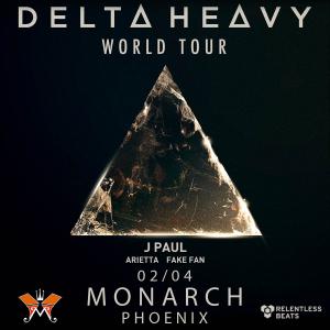 Delta Heavy on 02/04/17