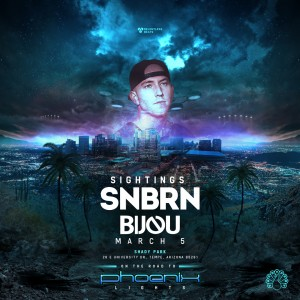 SNBRN - Sightings: On The Road To Phoenix Lights on 03/05/17