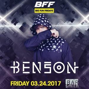 Benson - BFF on 03/24/17