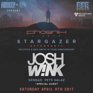 Josh Wink - Stargazer on 04/08/17
