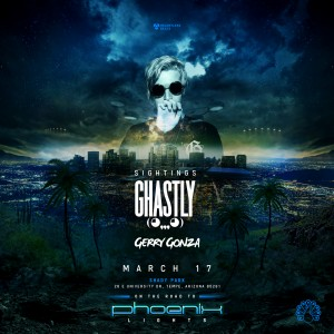 Ghastly - Sightings: On the Road to Phoenix Lights on 03/17/17