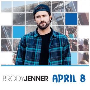 Brody Jenner on 04/08/17