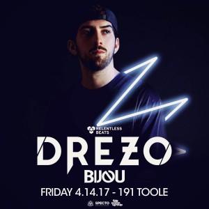 Drezo - Tucson on 04/14/17