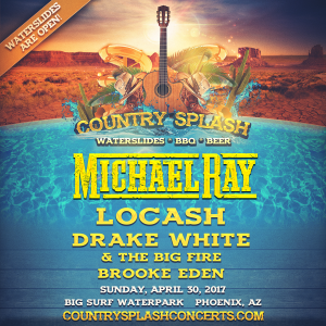 Country Splash on 04/30/17