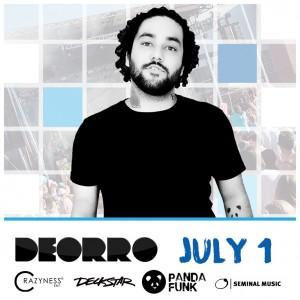 Deorro on 07/01/17