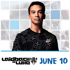 Laidback Luke on 06/10/17