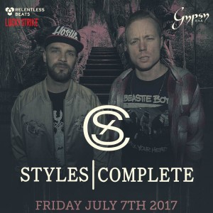 Styles & Complete on 07/07/17