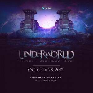 Underworld on 10/28/17