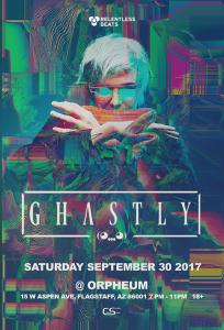 Ghastly - Flagstaff on 09/30/17