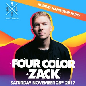 Four Color Zack on 11/25/17
