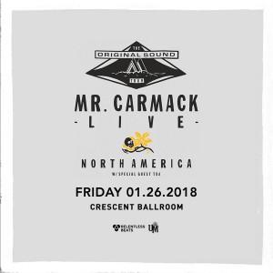 Mr Carmack on 01/26/18