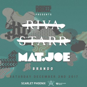 Riva Starr + Mat.Joe on 12/02/17